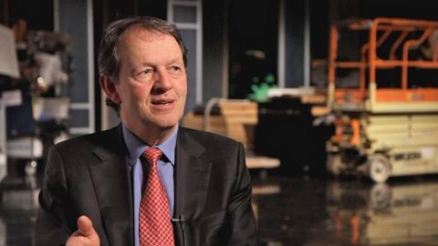 Inspector Lewis -- Kevin Whately on Lewis