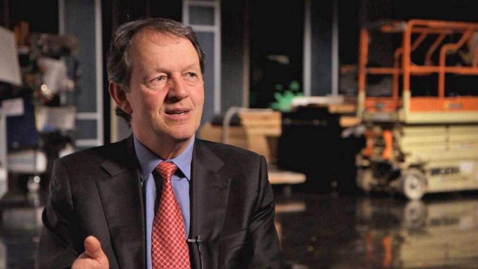 Kevin Whately on Lewis image