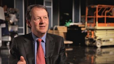 Kevin Whately on Lewis