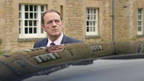 Inspector Lewis -- Inspector Lewis, Final Season: Episode 3 Scene