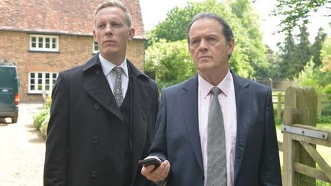 Inspector Lewis - Masterpiece -- S8 Ep3: What Lies Tangled
