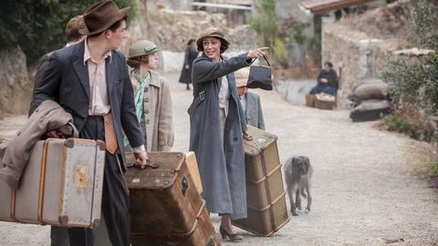 The Durrells in Corfu -- Scene