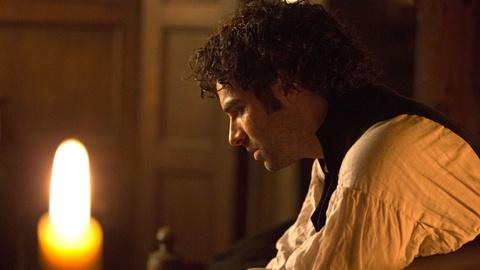 Poldark -- Ross and Demelza's Reconciliation