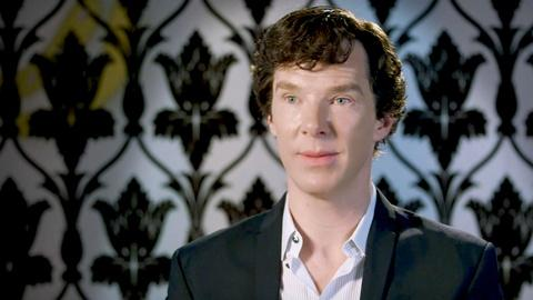Sherlock -- Best Thing About Working on the Series