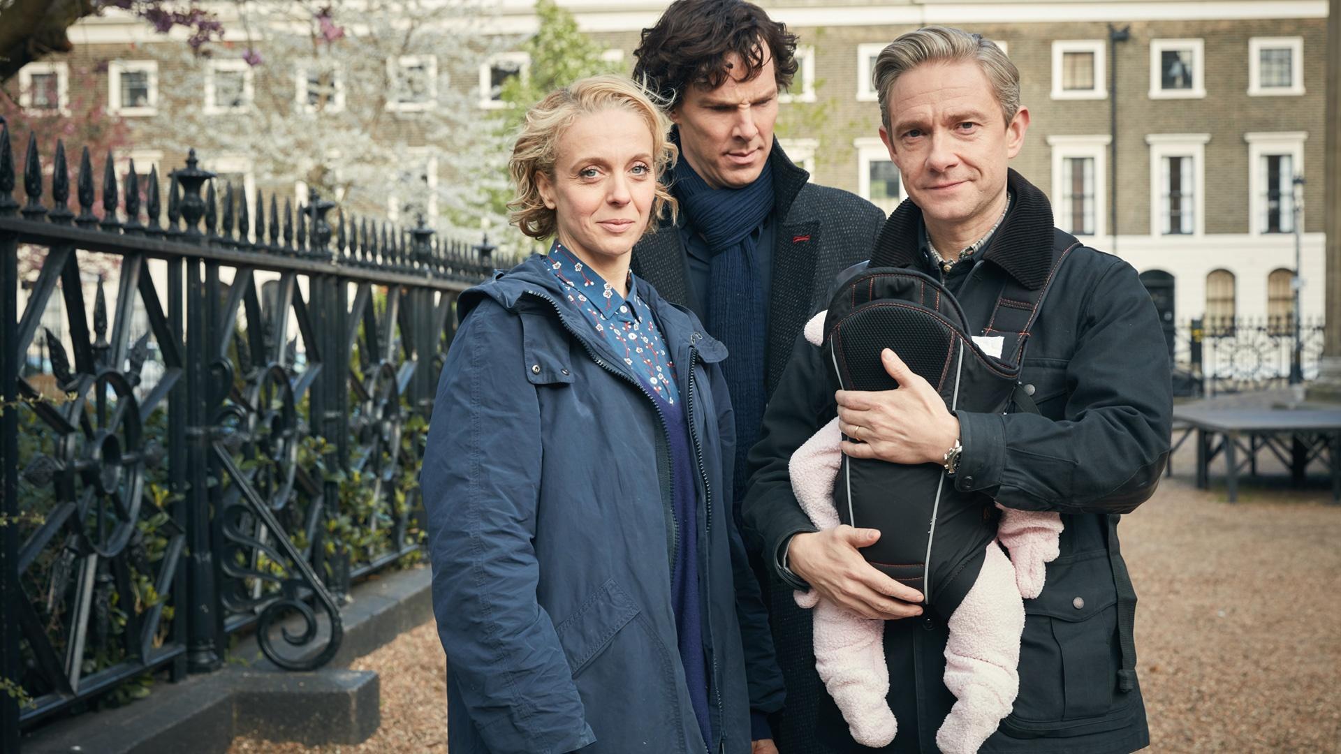 The Six Thatchers | Sherlock | PBS