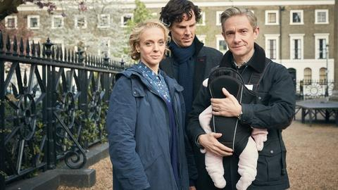 Sherlock -- The Six Thatchers