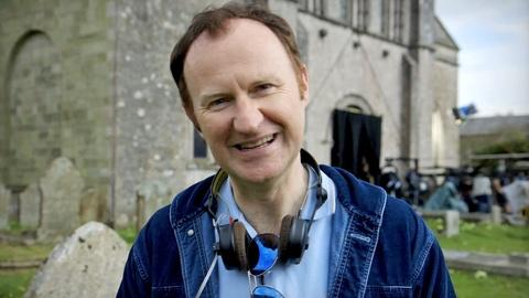 Sherlock -- Mark Gatiss on Filming Episode 1