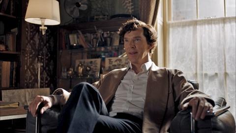 Sherlock - Masterpiece -- S4 Ep1: Martin Freeman on Episode 1