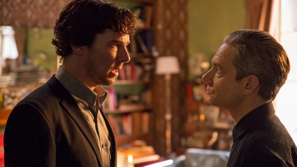 Why John Blames Sherlock image