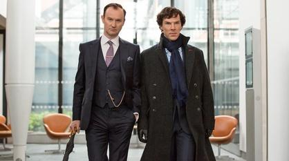 Masterpiece -- Sherlock, Season 4: Mycroft and Sherlock's Relationship