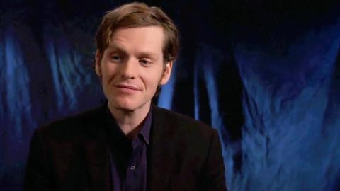 Endeavour -- Shaun Evans on Young Morse & the '60s