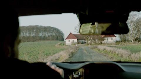 Wallander -- Kenneth Branagh on the Landscape of Scandinavia