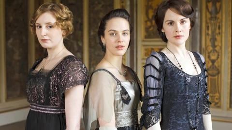 Downton Abbey - Masterpiece -- S3: Changing Fashion in the Series