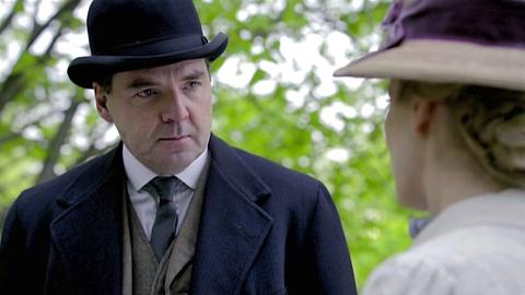 Downton Abbey - Masterpiece -- S3: Best Moments of Bates and Anna