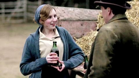 Downton Abbey - Masterpiece -- S3: All About Edith