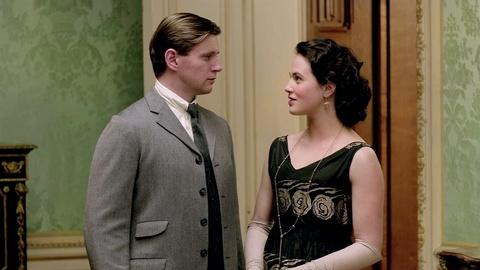 Downton Abbey - Masterpiece -- S3: Branson, Movin' on Up