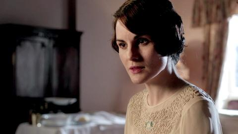 Downton Abbey -- Scene