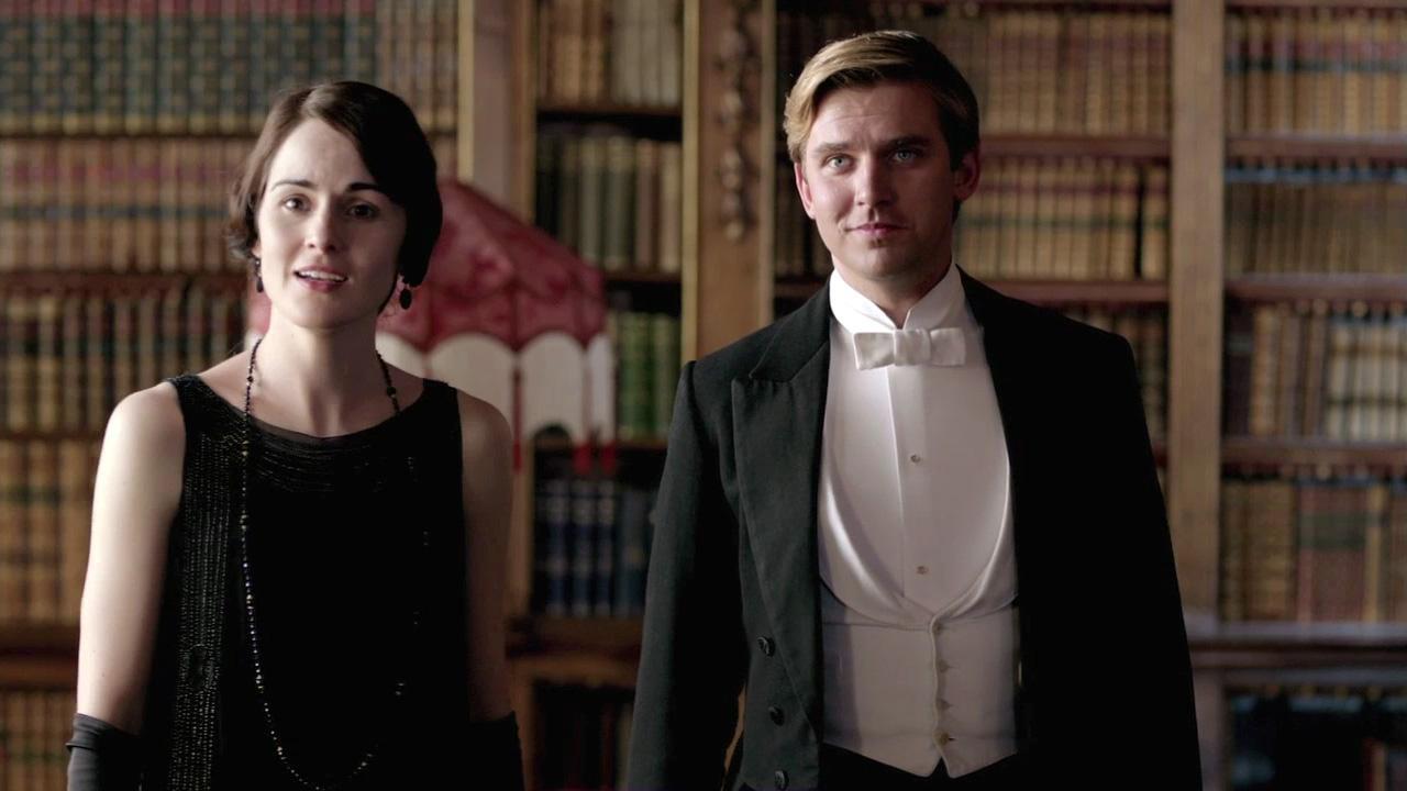 Scene | Downton Abbey | PBS