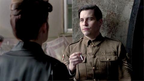 Downton Abbey - Masterpiece -- S3: Rob James-Collier on Thomas and O'Brien