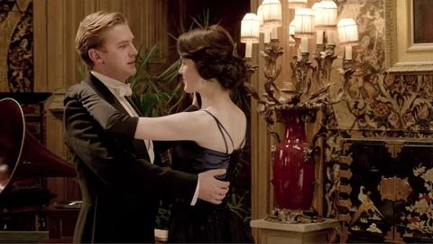 Downton Abbey - Masterpiece -- S3: Matthew & Mary