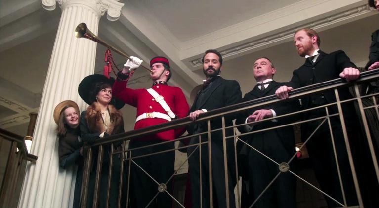 Mr. Selfridge: Preview (:30)