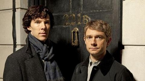 Sherlock - Masterpiece -- S1 Ep1: Preview