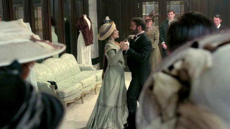 Mr. Selfridge: Scene