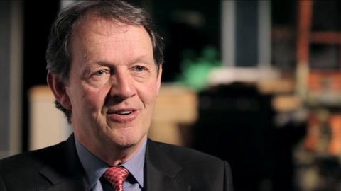 S6 E1: Kevin Whately on Inspector Lewis: Down Among the Fearful