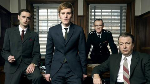 Endeavour - Masterpiece -- S1 Ep1: Preview
