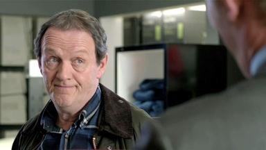 Kevin Whately on Inspector Lewis: Intelligent Design