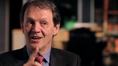 Kevin Whately on Keeping Inspector Lewis Fresh