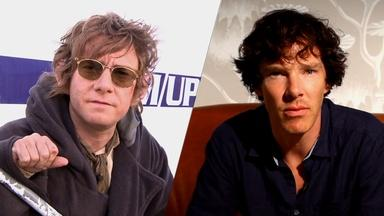Martin Freeman & Benedict Cumberbatch; Comic-Con