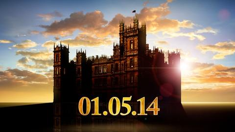 Downton Abbey -- A New Day