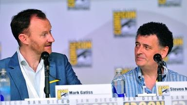 Comic-Con Panel with the Creators of Sherlock