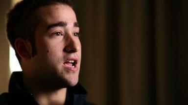 Athlete Interview: Adam Page on Hockey