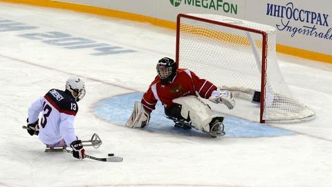 Preview | Ice Warriors: USA Sled Hockey