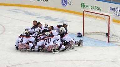 Ice Warriors: Winning the Gold