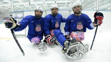 Ice Warriors: Wounded Warriors
