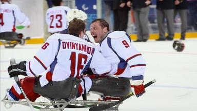 Ice Warriors: USA Sled Hockey Preview