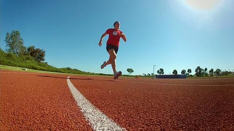"""Sabra Hawkes:  """"I always wanted to be an athlete."""""""