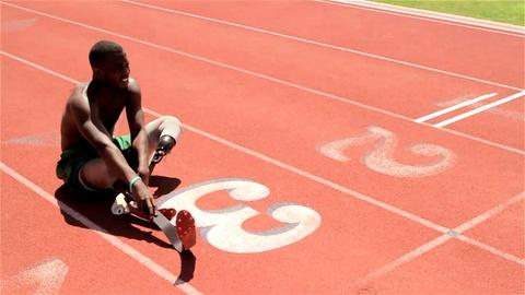 """Blake Leeper:  """"I really wanted to get faster."""""""