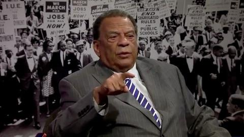 Memories of the March -- A Conversation with Ambassador Andrew Young