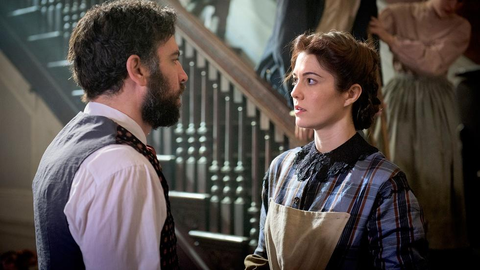 S1: Meet Nurse Mary Phinney and Dr. Jedediah Foster image