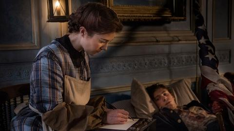 Mercy Street -- S1: Preview: There is Mercy