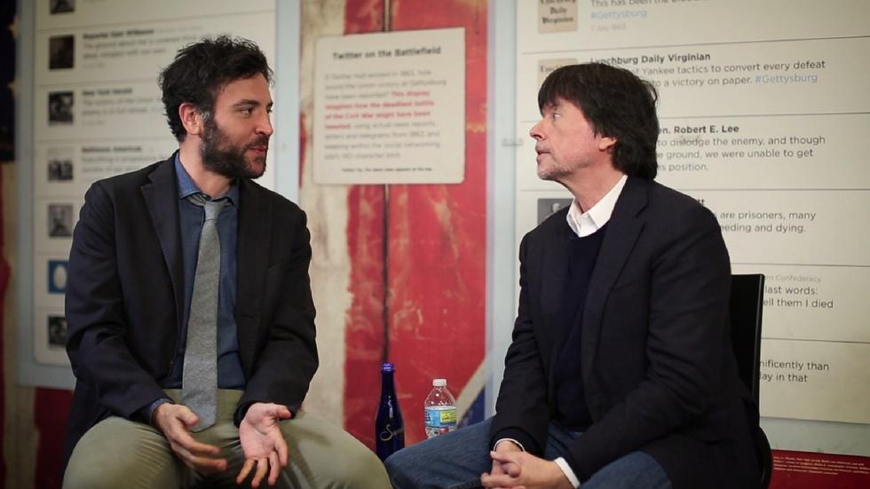 Josh Radnor and Ken Burns Discuss Civil War Hospitals image