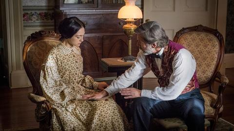 Mercy Street -- S1 Ep2: Episode 2 Preview: The Haversack