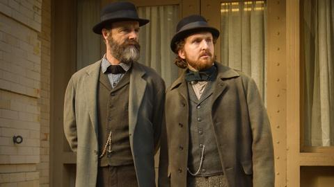 Mercy Street -- S2 Ep3: One Equal Temper