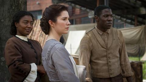 Mercy Street -- S2 Ep1: Balm in Gilead