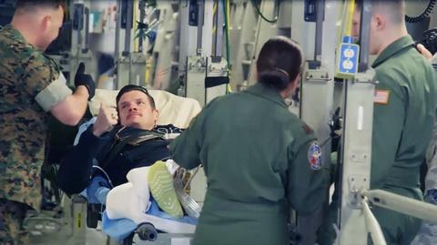 Critical Care Air Transport Teams