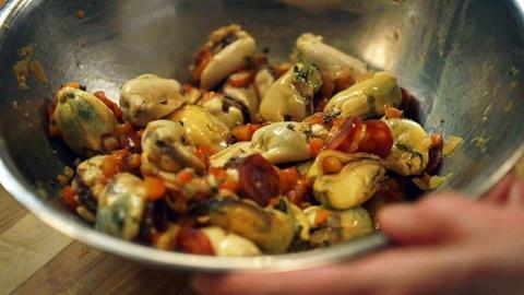 Bonus Scene: Marinated Mussels